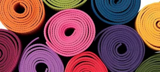 50 Ways to Reuse Your Yoga or Fitness Mat | Gaiam Life
