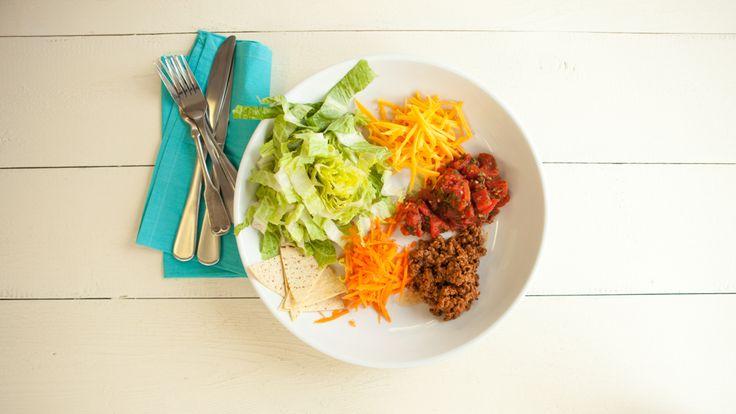 Take Two Taco Salad