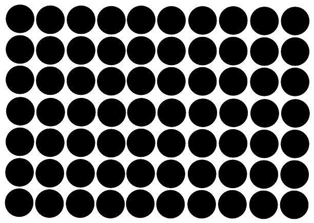 Muurstickers Stippen klein Deze stippen muurstickers zijn 20x20 mm, er zitten er 70 op een vel. De dots stickervellen zijn gemaakt van een matte stickerfolie van zware kwaliteit. De stickers zijn makkelijk verwijderbaar. Zowel binnen als buiten toepasbaar. Verkrijgbaar in de kleuren zwart, wit, mintgroen, roze, fuchsia roze, blauw, marine blauw en glanzend zilver.