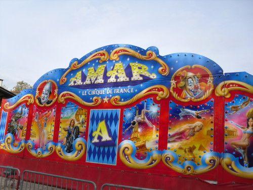 Cirque Amar à Chalon : suite - sitefrancoise
