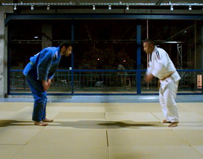 """Check out new work on my @Behance portfolio: """"Randori, a short film about Judo"""" http://be.net/gallery/57111931/Randori-a-short-film-about-Judo"""