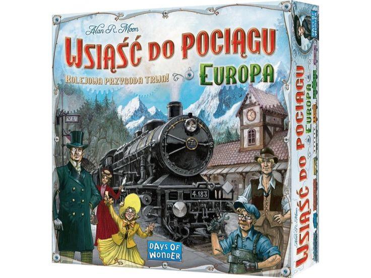 Kup już teraz Rebel Wsiąść do Pociągu: Europa w Satysfakcja.pl >  Błyskawiczna wysyłka i najniższe ceny!