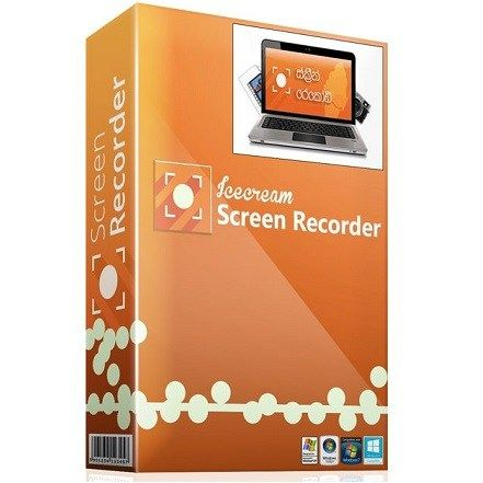IceCream Screen Recorder. You can also take screenshots easily. This easy to use screen recording application has got an intuitive interface which