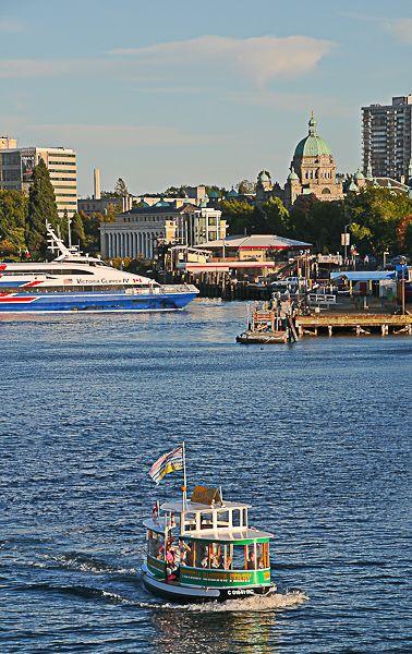 Victoria harbor - Victoria, British Columbia