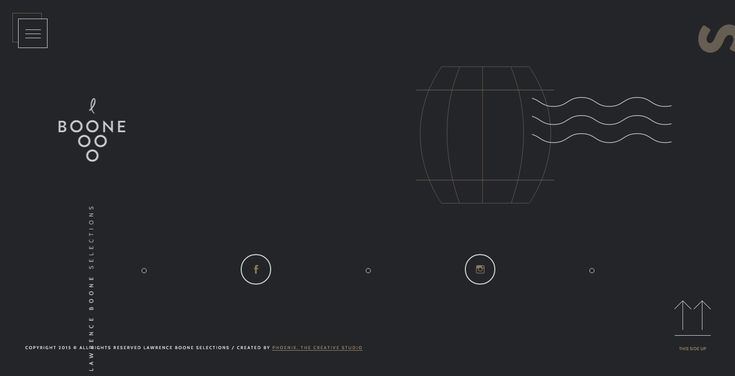 Lawrence Boone Selections - Site of the Day December 15 2015