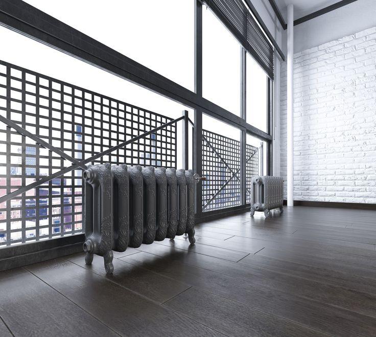 Oxford cast-iron radiator #design #radiator #castiron #castironradiator #form #heating #interior #architecture #wzornictwo #grzejnik #zeliwo #grzejnikodlewany #ogrzewanie #style #wnetrze #architektura #projektowanie #interiordesign #forthehome