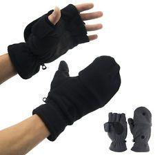 "Diskon 50% untuk Men's 3M Igloos Insulate Pop Top Fingerless Gloves Convertible To Fleece Mittens[L/XL: 11""L,Black]! Total biaya hanya Rp 573.108,48 (Kurs : Rp 13.800,00). Beli sekarang = https://jasaperantara.com/pembelianbarang/ebay/?number=1&calckodepos=15225&query=332013539017&quantity=1&jenis=bin&btnSubmit=Hitung , eBay = http://cgi.ebay.com/332013539017"