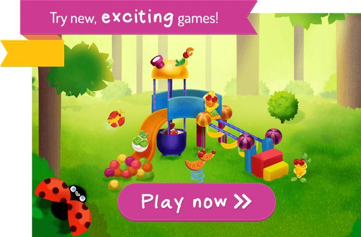interaktívne hry pre predškolákov