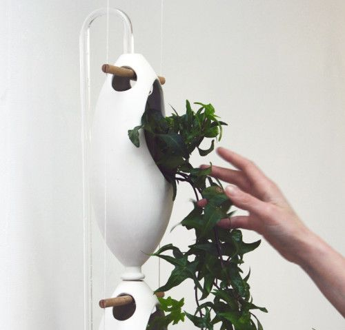 vertical hydroponic planter to | Planter — Shoebox Dwelling | Finding comfort, style and dignity in ...