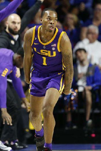 0312e54f03f5 LSU Tigers Basketball  Javonte Smart to play vs. Florida Gators in SEC  Tournament  LSU  FBI  News  Story
