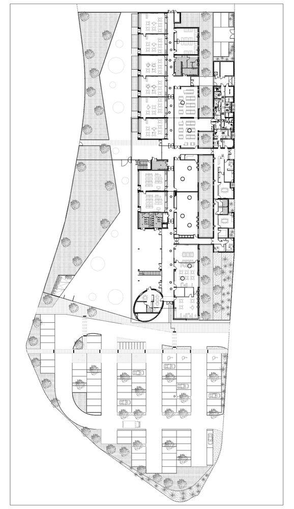 Luxury Ecole Maternelle Antoine Beille Ground Floor Plan