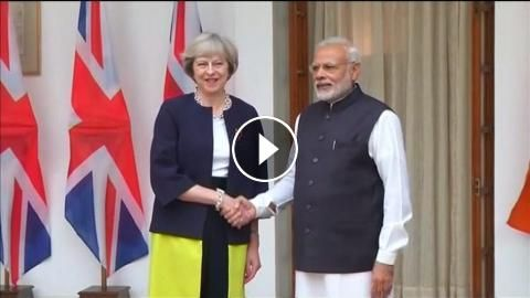 Theresa May lays groundwork for post-Brexit deal with India: Subscribe to France 24 now : FRANCE 24 live news stream: all the latest news…