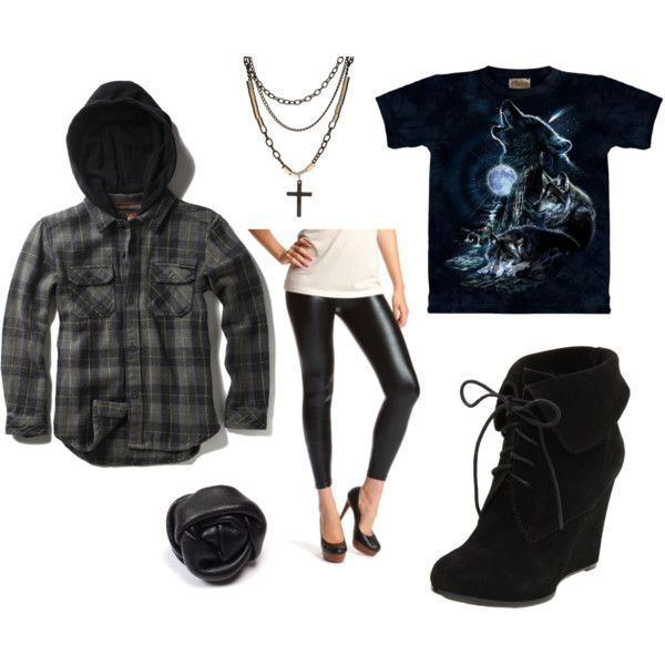 howl at the moon // inspired by charlotte free // melisansserif on polyvore