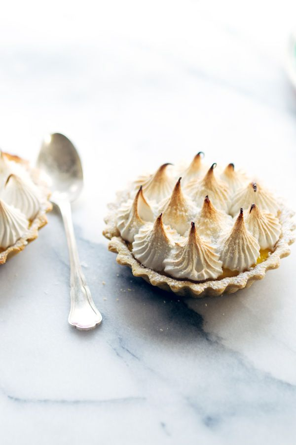 clementine tartlets