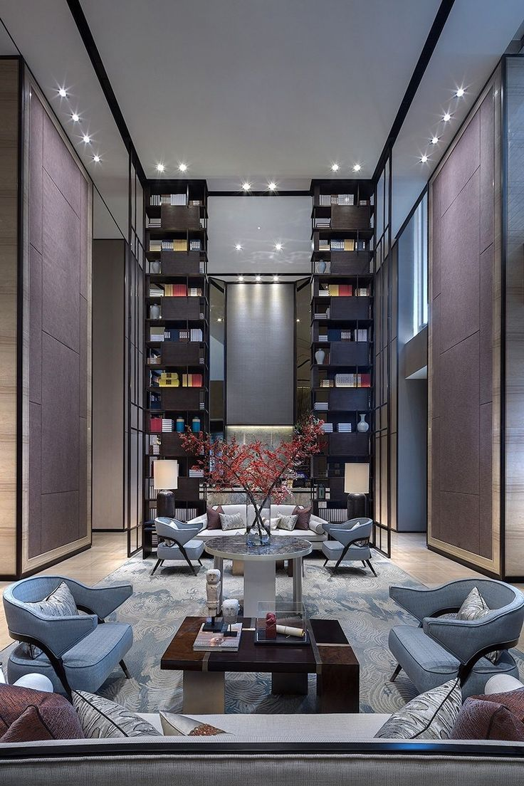 Amazing Interior Design: Amazing Hotel Living Area, Modern And Confy