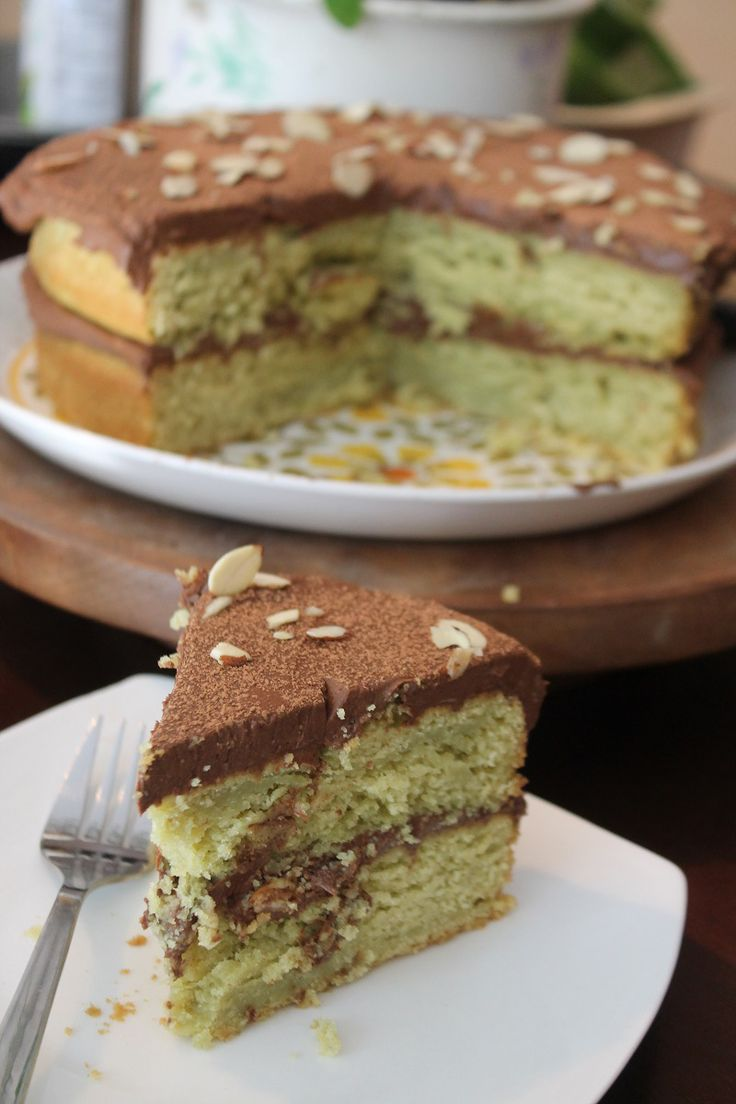 Avocado Cake | The Lazy Vegan Baker: