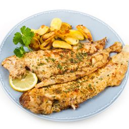 Dover Sole Fish Grilled Recipe. Plain and simple as only the best should be - Dover Sole is probably the finest sole there is and this plain cooking lets the flavour come through