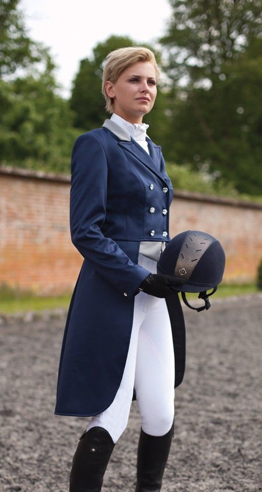 Equetech Custom Dressage Tailcoat - Soft Shell   design your own tailcoat, choice of trims