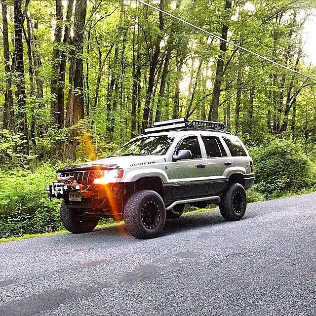 17 Best Images About Jeep WJ On Pinterest