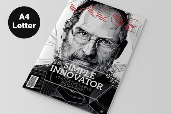 InDesign Magazine Template ~ Magazine Templates on Creative Market