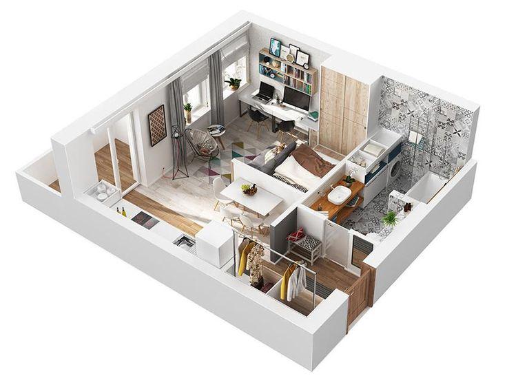 475 best Plan maison images on Pinterest Home layouts, Apartment - logiciel de plan maison