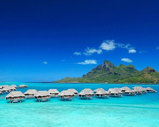 Bora Bora Four Seasons- HEAVEN!!