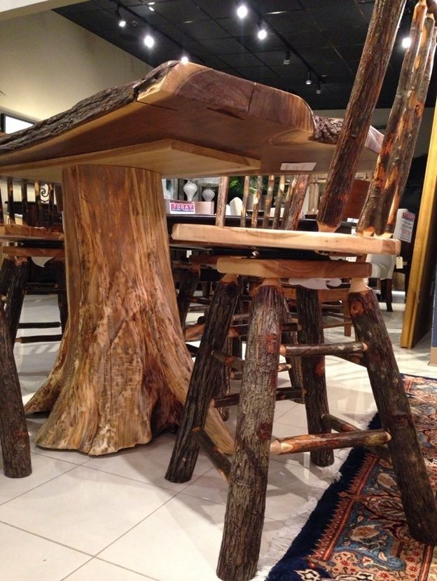 Incorporate This Solid Wood Table And Chairs Into Your Dining Room To  Achieve A Charming And Rustic Style. | Houston TX | Gallery Furniture | |  Pinterest ...