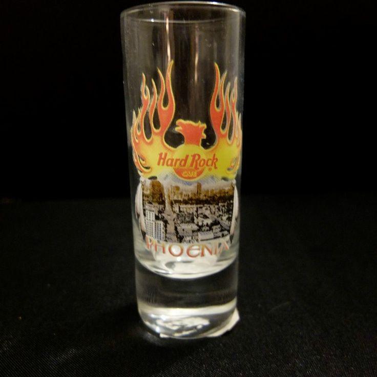 Hot Rock Cafe Shot Glass