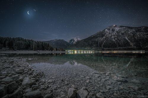 Starsky abobe lake Walchensee °1