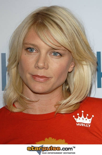 Peta Wilson's layered haircut