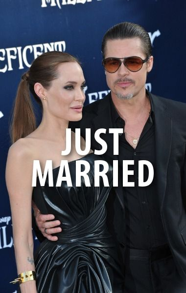 After nine years together, Brad Pitt and Angelina Jolie got married in France. http://www.recapo.com/today-show/today-show-news/today-brangelina-wedding-exasperating-boy-viral-video/