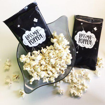 loopdsgn Mikrowellen-Popcorn Lass ma poppen online kaufen ➜ Bestellen Sie Mikrowellen-Popcorn Lass ma poppen für nur 4,95€ im design3000.de Online Shop - versandkostenfreie Lieferung ab €!