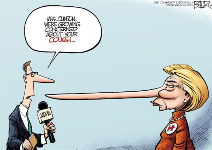 How cartoons are making fun of the Hillary Clinton health controversy - The…