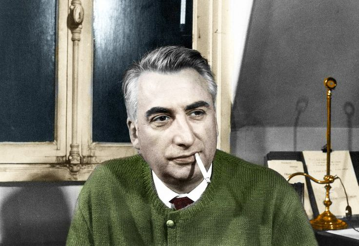 ROLAND BARTHES (1915-1980).