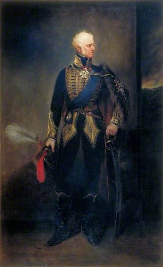 Field Marshal Henry William Paget, 1st Marquess of Anglesey and 2nd Earl of Uxbridge (1768–1854), Lord Lieutenant of Ireland