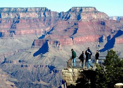 Grand Canyon VIP Mini Coach Tour