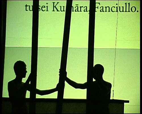 """""""Une histoire de caché""""  by Fabrizio Favale. #Dance. VIE Scena Contemporanea #Festival 2006"""