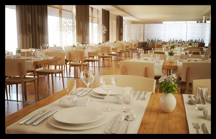 Velence resort & spa - Hungary / restaurant