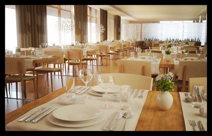 Velence resort & spa - Hungary / restaurant