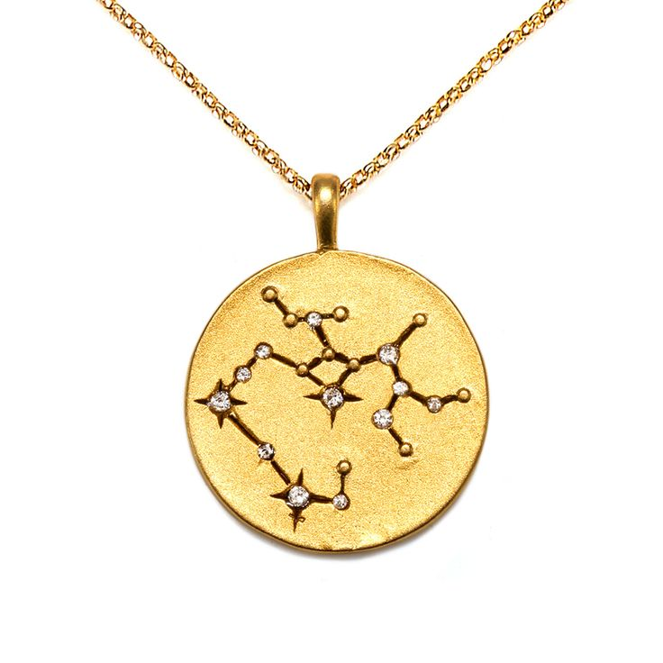 SAGITTARIUS Nov 22 - Dec 21 Outgoing, optimistic, lover of international travel and high-spirited seeker of truth. This Star Maps Necklace features the Sagittarius Celestial charm, an original Sequin