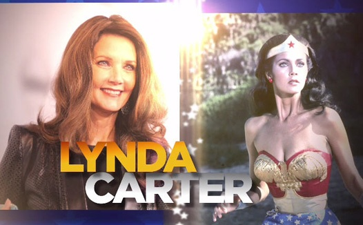 """Tomorrow, """"Wonder Woman's"""" Lynda Carter live! Plus, fitness trainer Shaun T demos how dancing can give you the abs you want."""