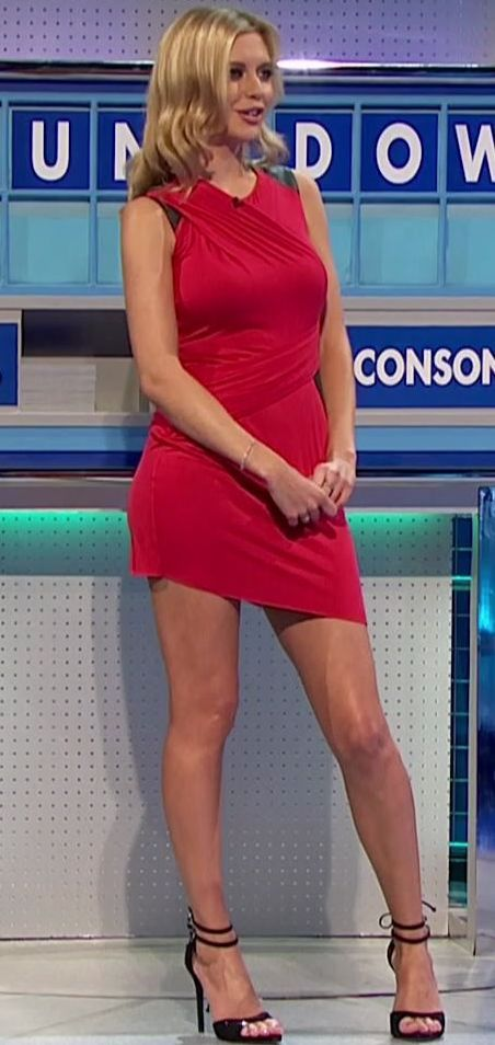 Rachel Riley is incredibly sexy. Truely an amazing women.