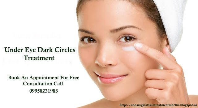 under eye dark circles treatment in Delhi, best treatment for under eye dark circles Delhi, under eye dark circles treatment in India, under eye dark circles treatment cost in India, under eye dark circles chemical peels, skin treatment in cost Delhi, #undereyedarkcircles #Carboxytherapy #Filler #ChemicalPeel