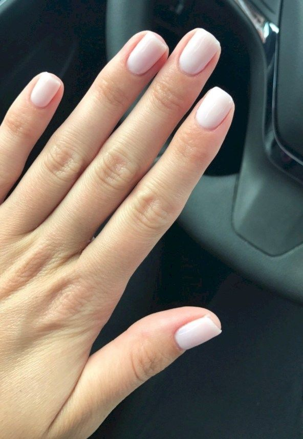 36 Neutral Nail Colors That Pair With Any Outfit Neutral Nails