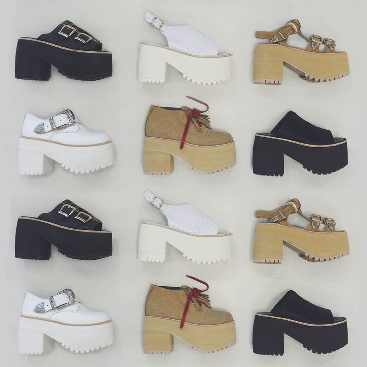 WE LOVE SUMMER SHOES