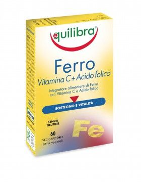ferro con vitamina c + acido folico