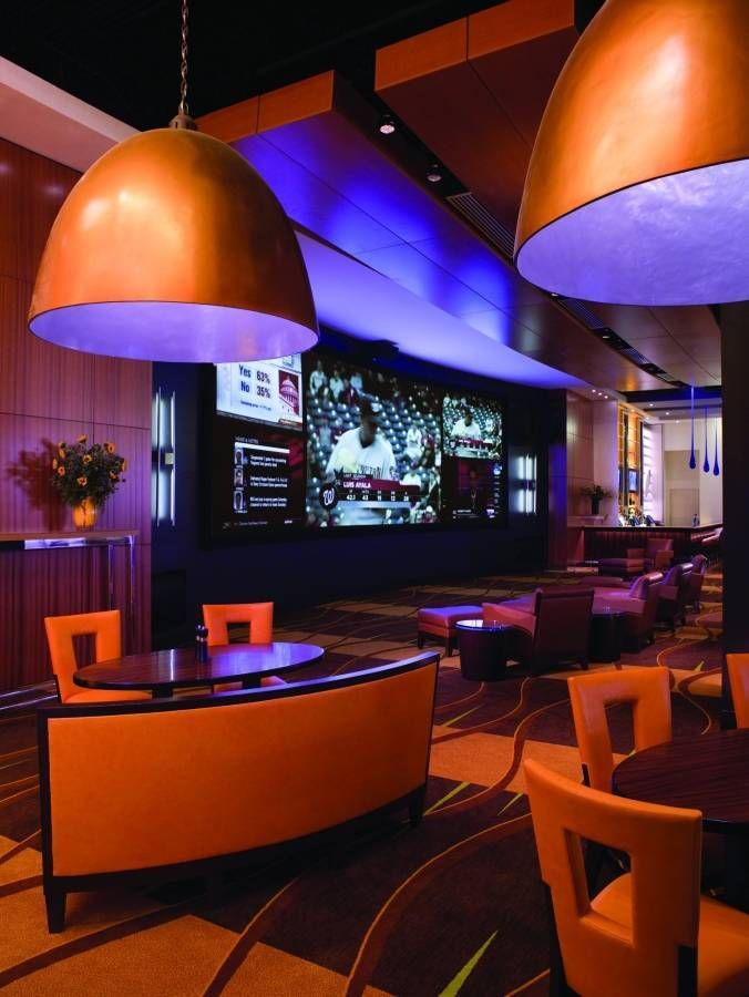 Gaylord National Resort Photos. Sport Bar DesignLounge ...