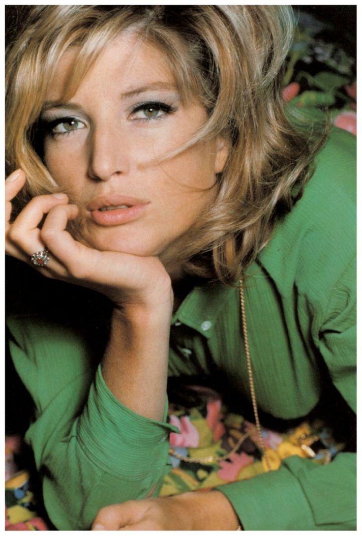 David Bailey :: Monica Vitti for Vogue, 1965