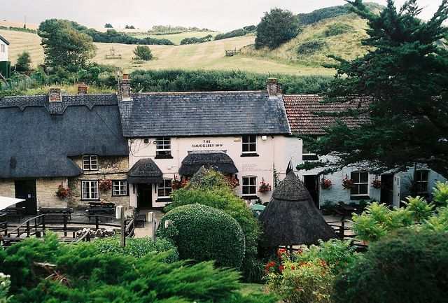 The Smugglers Pub Osmington Dorset, England. Why not stay in Dorset next weekend?  The country is closer than you think