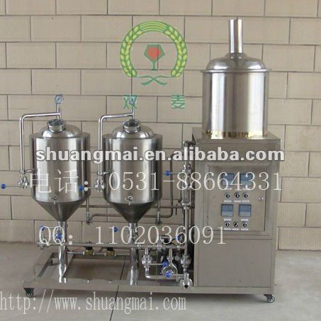 micro brewery equipement
